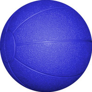 Rubber Medicine Ball 5 Kg Blue