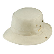 KNP Adult Heavy Weight Canvas Fisherman Hat (KP-CC2100)