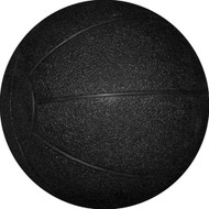 Rubber Medicine Ball 6 kg Black
