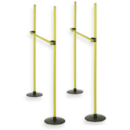 Agility Pole Set