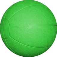Rubber Medicine ball 7Kg Green