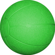 Rubber Medicine ball 7Kg Green
