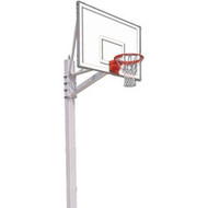 Gared Pro 100 Outdoor 6' Basketball Unit
