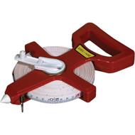 30 m/ 100 ft measuring tape