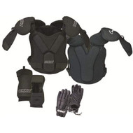 Lacrosse Players Protective Set