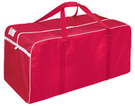"KOBE Heavy Duty 36"" Polyester Hockey Bag - Red"