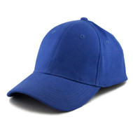 KNP Adult Brushed Cotton Stretchable Fitted Cap (KP-CS6260)