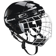 Bauer Hockey / Broomball Helmet With Mask