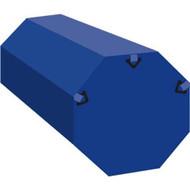 "FOAM SHAPES Octagon barrel 36""Lx24""W"