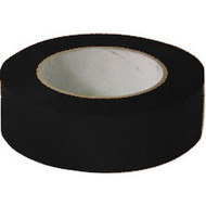 "180' x 1.5"" Floor Marking Black Tape"