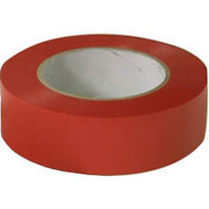 "Floor Marking Tape (180' x 1.5"") - Red"