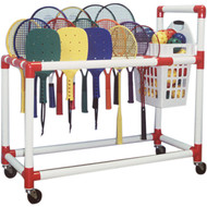 "Racquet Caddy (43"" x 19"" x 41"")"