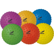 "Sensory Playball 8.5"" Rainbow Set (6)"