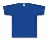 Athletic Knit Adult Solid Dryflex w/Crewneck, Soccer Jersey
