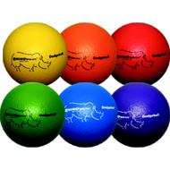 "Rhino Skin 7"" Foam Balls (set of 6)"