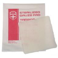 "Sterile Gauze Pads 4"" x 4"" - Box of 100"