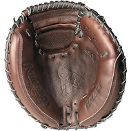 "Rawlings 13"" leather catchers mitt"