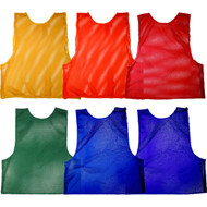 Stretch Nylon Mesh Scrimmage Vest