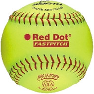 "Worth 11"" Fastpitch Red Dot COR47"