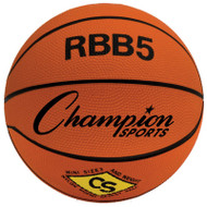 Champion Rubber Basketball Size 3