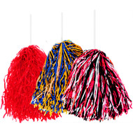 Custom 1 -2 or 3 colour rooter poms