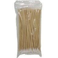 "6"" Cotton Tipped Applicators Bag of 100"
