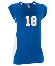 Russell 1V972XK Cap Sleeve Volleyball Jersey