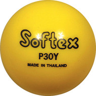 Yellow Soft Vinyl Air Filled Ball
