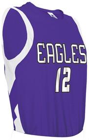 Russell Men's Basketball Game Jersey 2B7DPMK