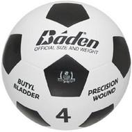 Baden Deluxe Rubber Size 4 soccer ball