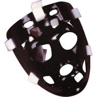 Goalie mask with foam padding