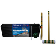 "Swiftflyte ""Advanced"" 6-Player Croquet Set"