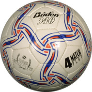 Baden Deluxe Synthetic Size 4 soccer bal