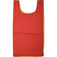 RED/YELLOW Reversible Nylon Pinnie
