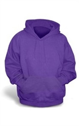 Various Colours - Youth Ultra Blend Youth Hooded Sweatshirt 2