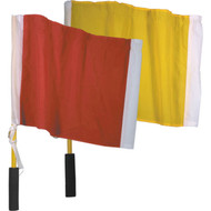 Linesman's flag set