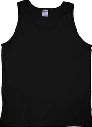 Gildan Ultra Cotton 10.1 oz  Coloured Tank Top