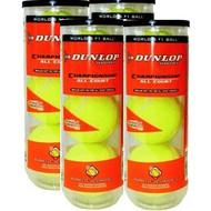 Dunlop Championship  Tennis Balls - DOZENS