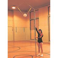 Height Adjustable Volleyball Spiker