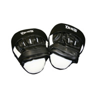 Boxing Coaches Pad PVC - Black/White