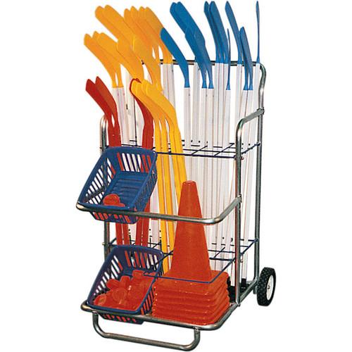floor hockey equipment cart marchantscom