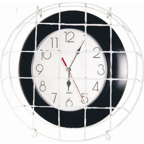 Buy 16 inch Steel Wire Clock Guard Online | Marchants.com