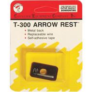 Deluxe Bronze Teflon Coated Wire Arrow Rest