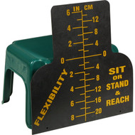 Combo Sit / Stand and Reach Flexibility Tester