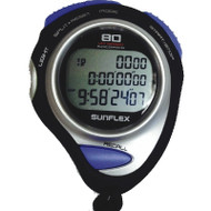 Triple Row Pro Stopwatch