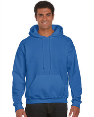 Various Colours Gildan 12500 Ultra Blend Adult Hooded Sweatshirt (S-3XL)