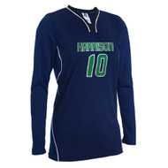 Russell 3V6S2XK Long Sleeve Volleyball Jersey