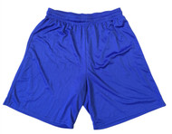 "Men's Quick-Dry Mesh Premium 9"" Inseam Short - Royal"