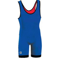 Stock Youth Nylon Wrestling Uniform