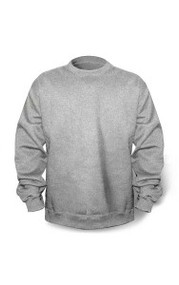 Sports Grey Gildan 18000B Youth Heavyblend Crewneck Sweatshirt (Youth XS-XL)